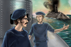 USS Monitor Sailors