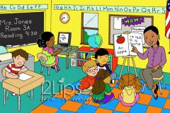 SchoolRoomcolor