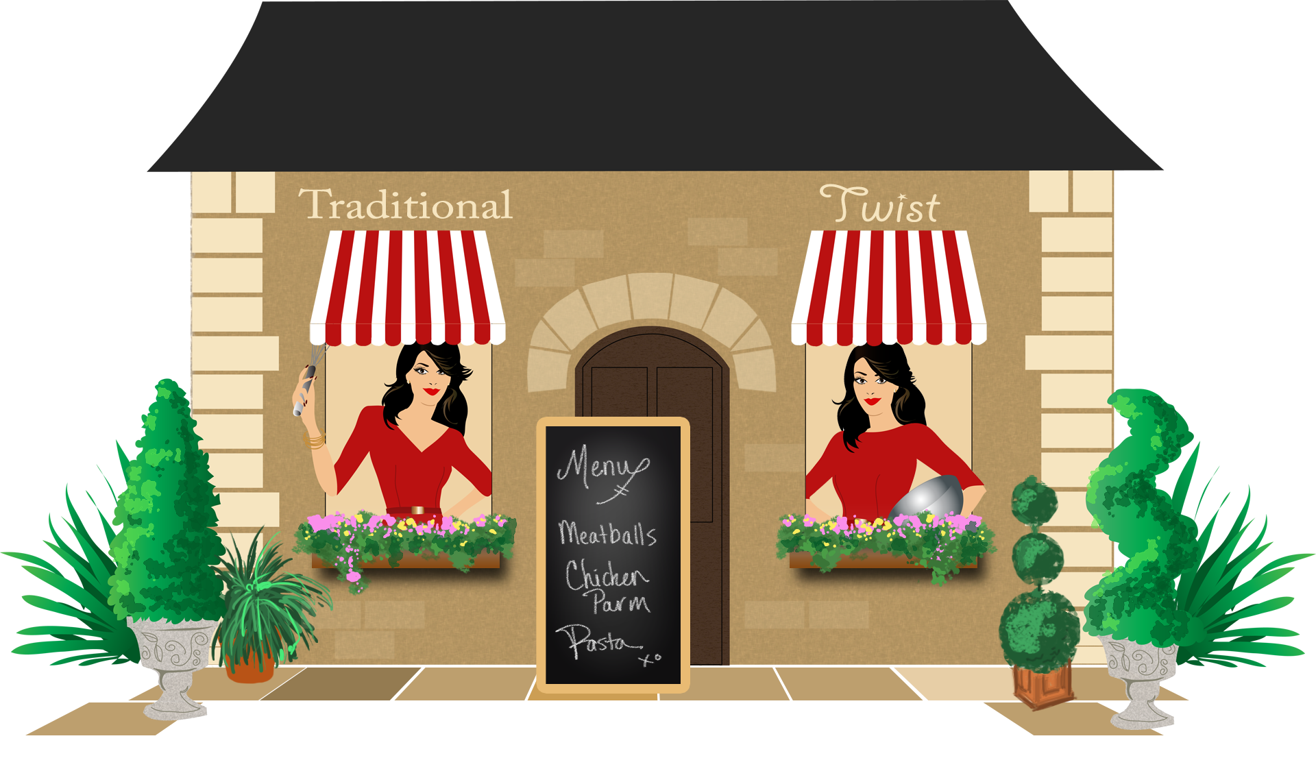 restaurant - Graphic Design From Home