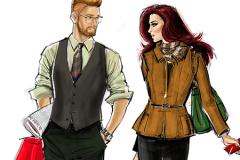 Stylish Couple